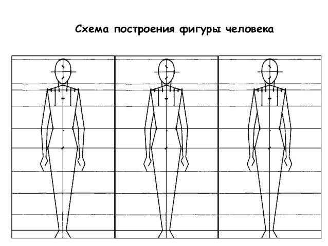 Линеарная; 18. Схема
