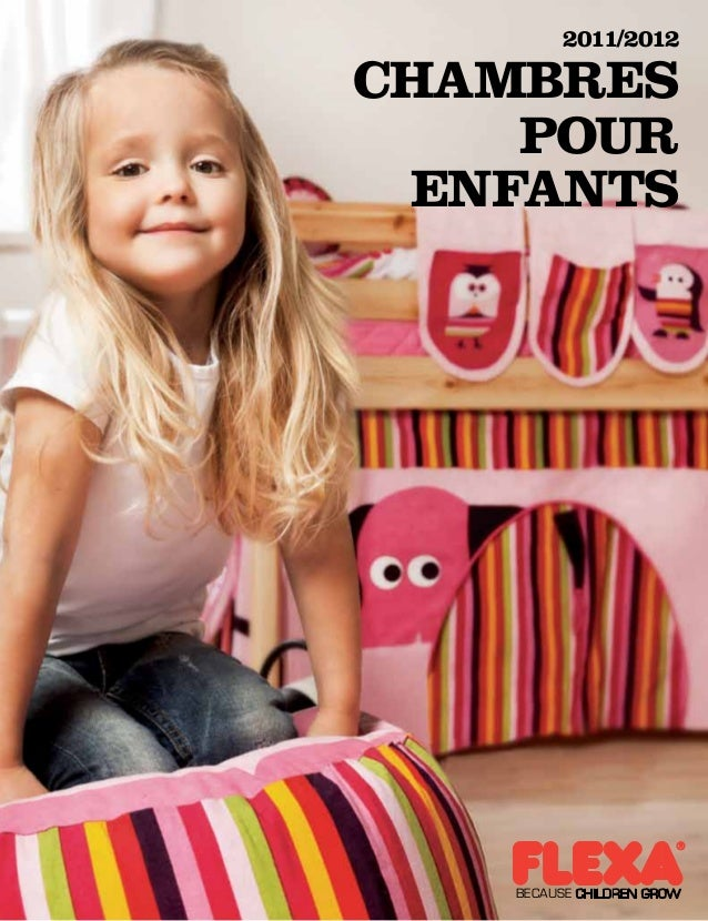 2011/2012  CHAMBRES POUR ENFANTS  BECAUSE CHILDREN GROW