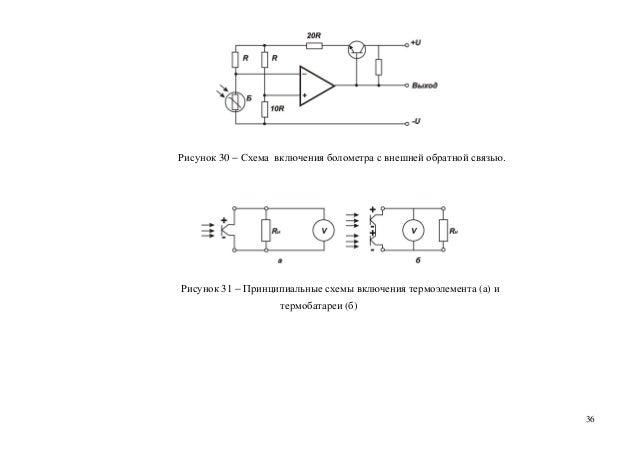 Рисунок 30 − Схема включения