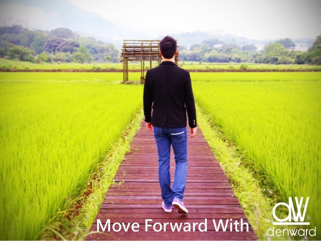 Move Forward With