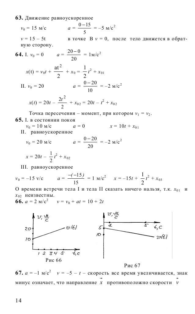 Физике решебник задачнику степанов по
