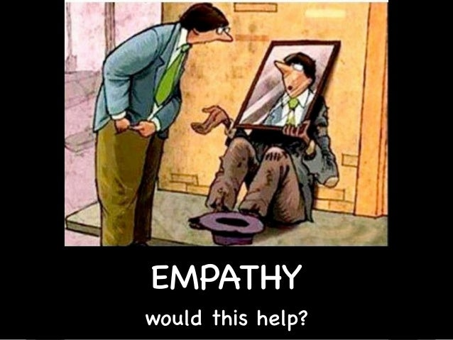 EMPATHY  would this help?