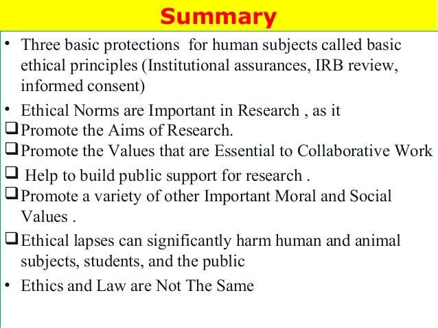 ethics case studies government