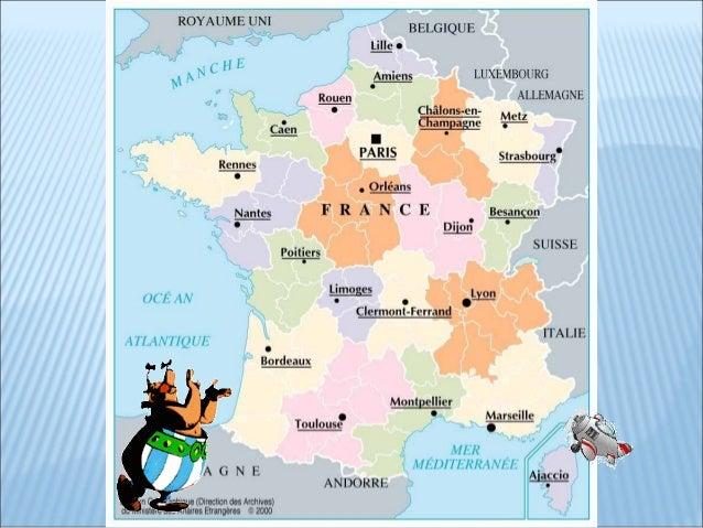 Καλώς ήρθατε στη Γαλλία ! Bienvenue en France !
