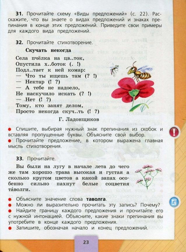 Прочитайте схему «Виды