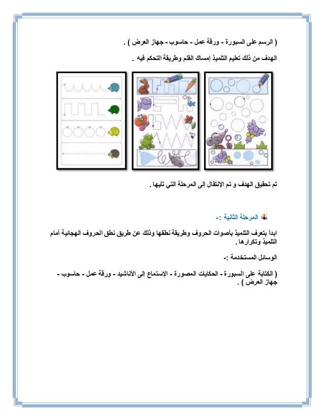 طريقة تعليم اللغة العربية لتلميذ الصف الأول الابتدائي -2-638