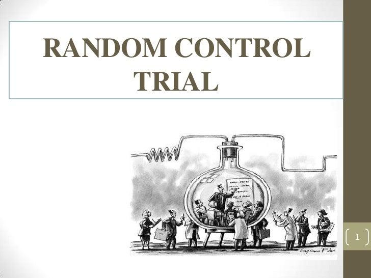 randomised control trial