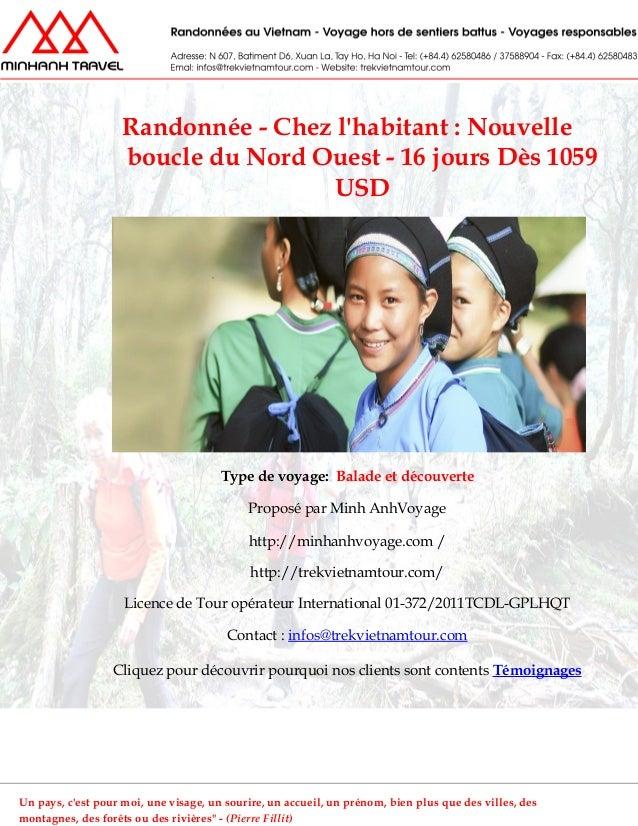 Randonnée - Chez lhabitant : Nouvelleboucle du Nord Ouest - 16 jours Dès 1059USDType de voyage: Balade et découvertePropos...