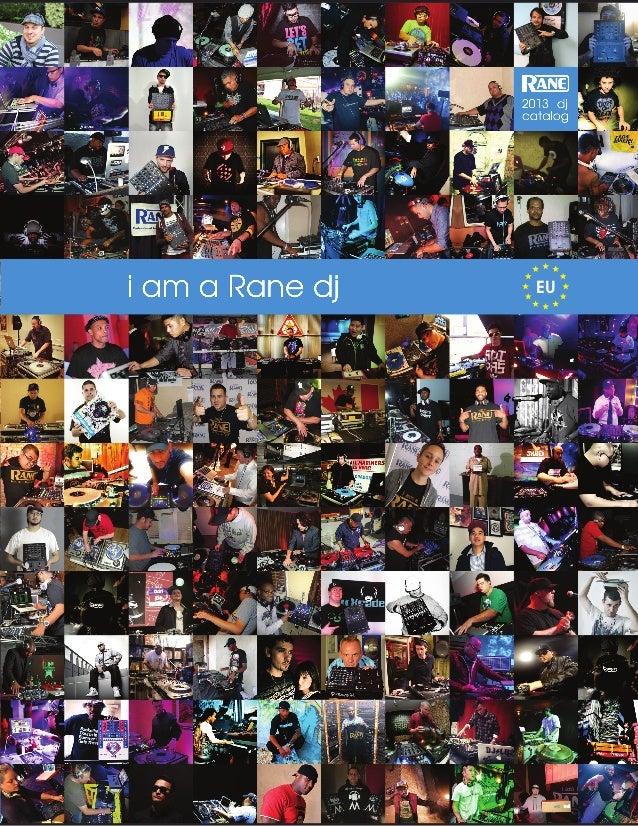 Rane DJ catalog 2013 eu