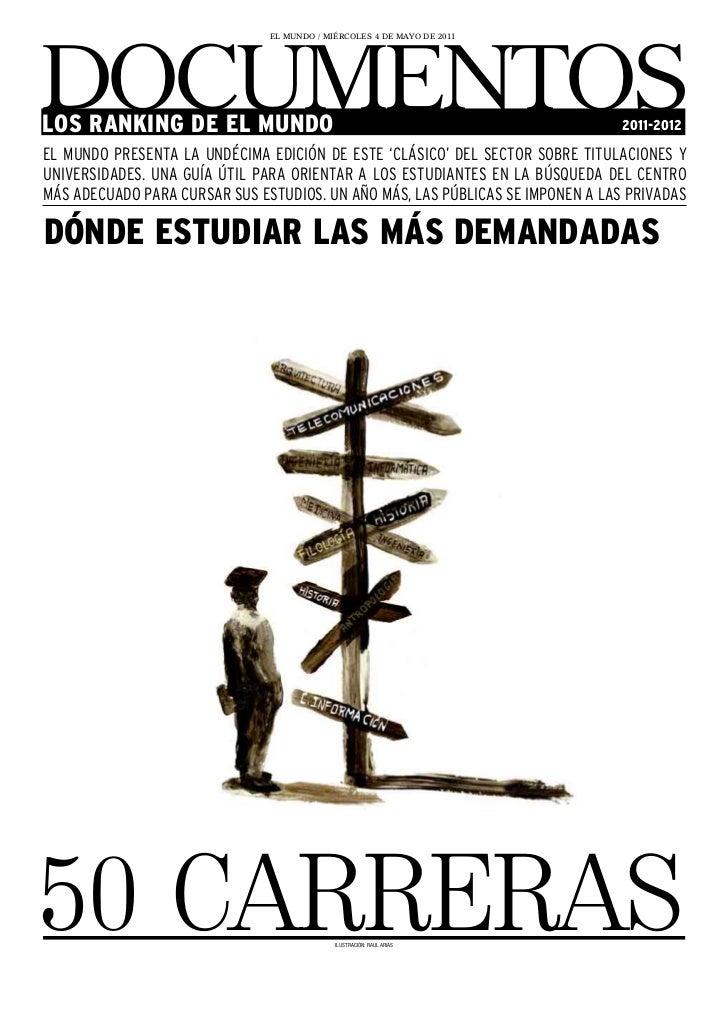 Ranking El Mundo (04/05/2011)