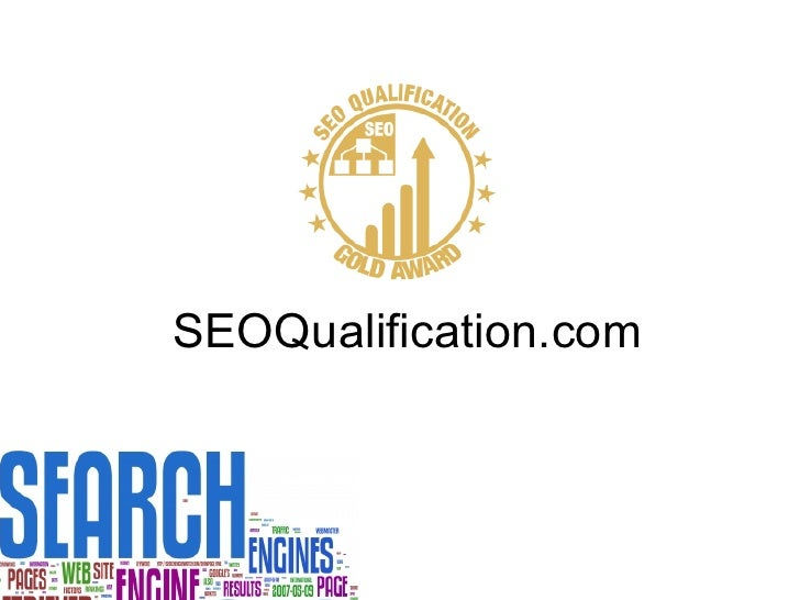 SEOQualification.com