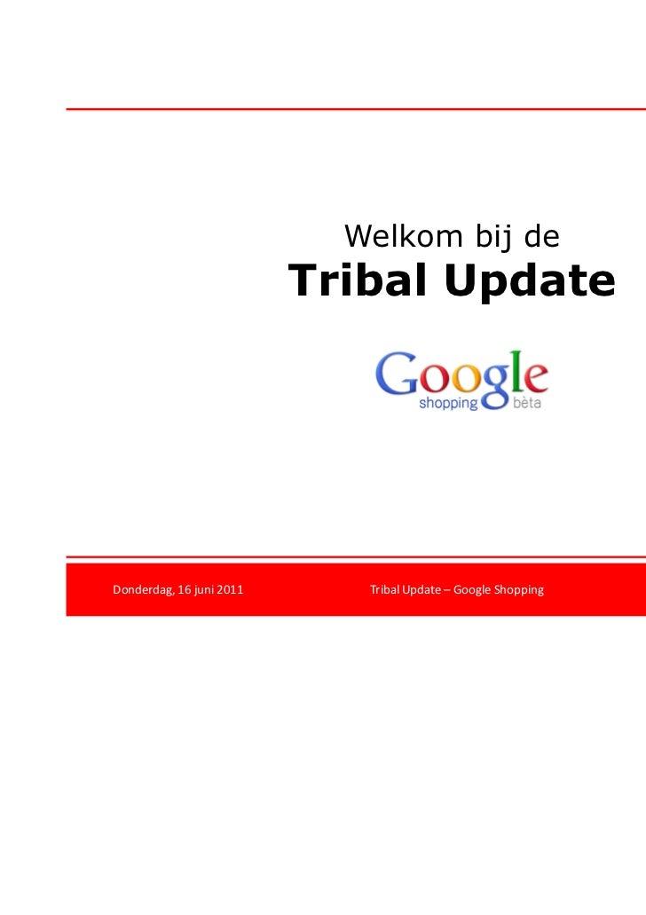Ranking Factors for Google Shopping - Tribal Internet Marketing