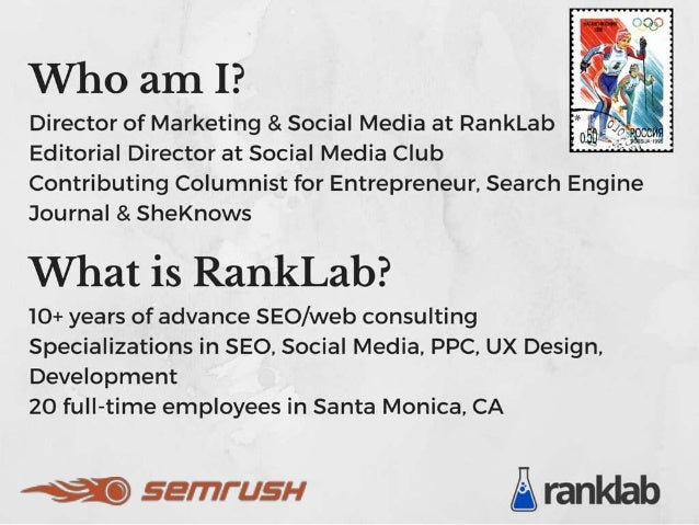 http://image.slidesharecdn.com/ranklabsemrushwebinar-150604170527-lva1-app6892/95/social-media-and-seo-tips-for-successful-integration-2-638.jpg