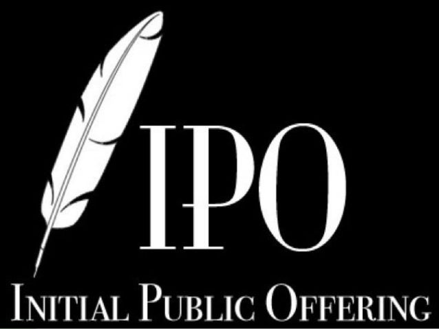 Initial Public Offering (IPO) Definition: A company's first equity issue made  available to the public. This issue occur...
