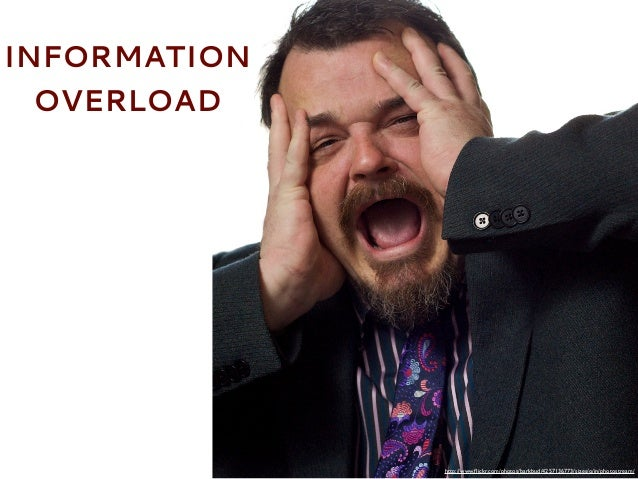 Information Overload and Mental Health - James Rapacon