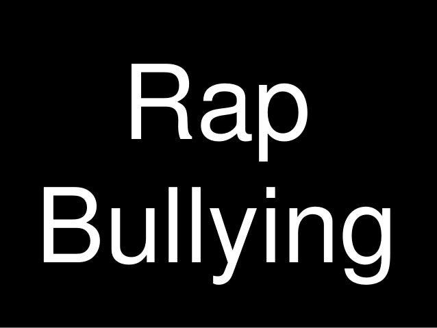 RapBullying