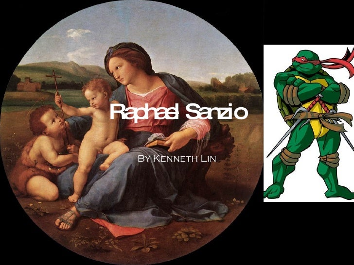 Raphael Sanzio By Kenneth Lin