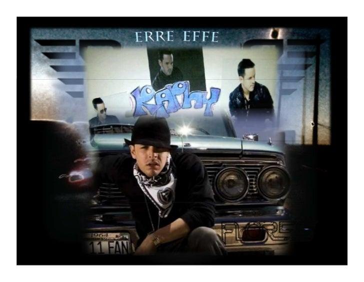 "Rafael Flores Ramirez, better known as Mr. Raphy Flores '""ErreEffe"", was born on 18. October in Rio Piedras, Puerto Rico.A..."