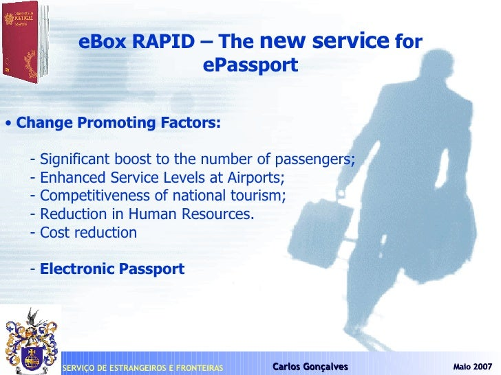 Rapid   The New Service For E Passport