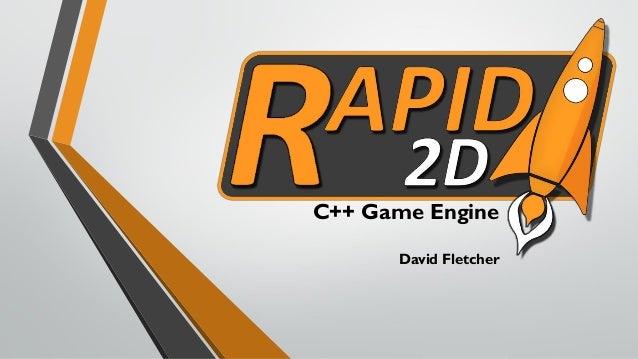 Rapid2d C++ Windows8