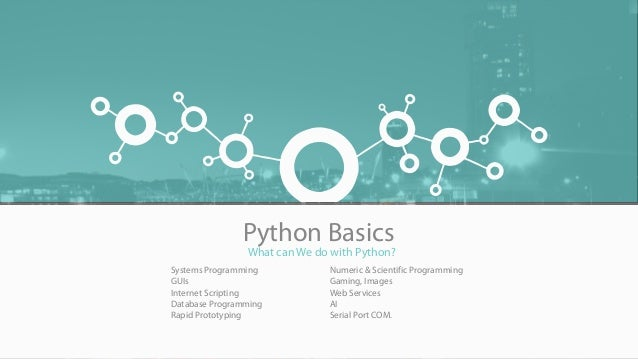 writing webservices in python Rest web services with python, mongodb, and spatial data in the cloud | part 2 this is probably the easiest experience i have ever had writing a web service.
