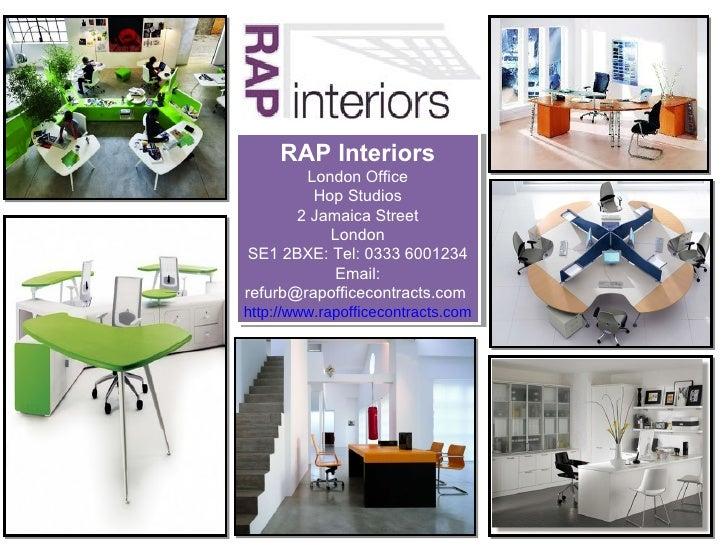 RAP Interiors     RAP Interiors         London Office          London Office          Hop Studios           Hop Studios   ...
