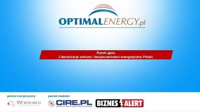 partner merytoryczny: grudzień 2012 Raport: Co wiemy o możliwości zmiany sprzedawcy energii elektrycznej?partner merytoryc...