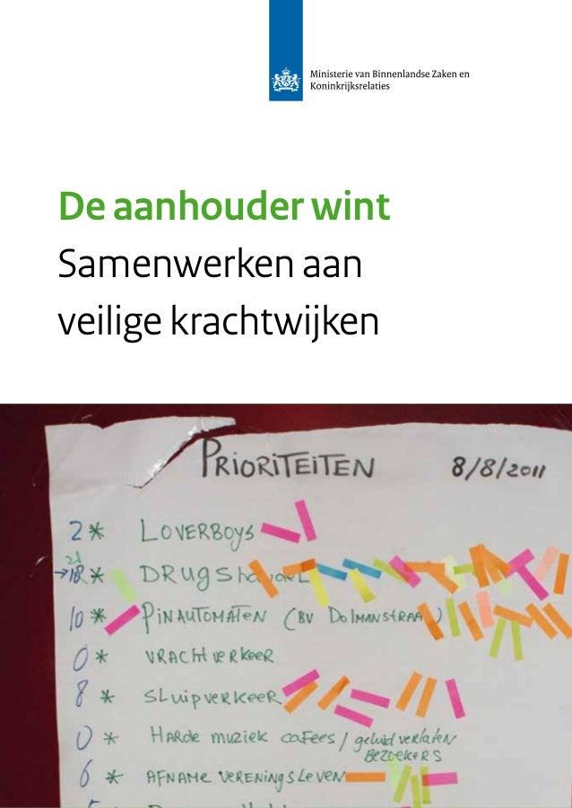 Rapport de-aanhouder-wint-samenwerken-aan-veilige-krachtwijken