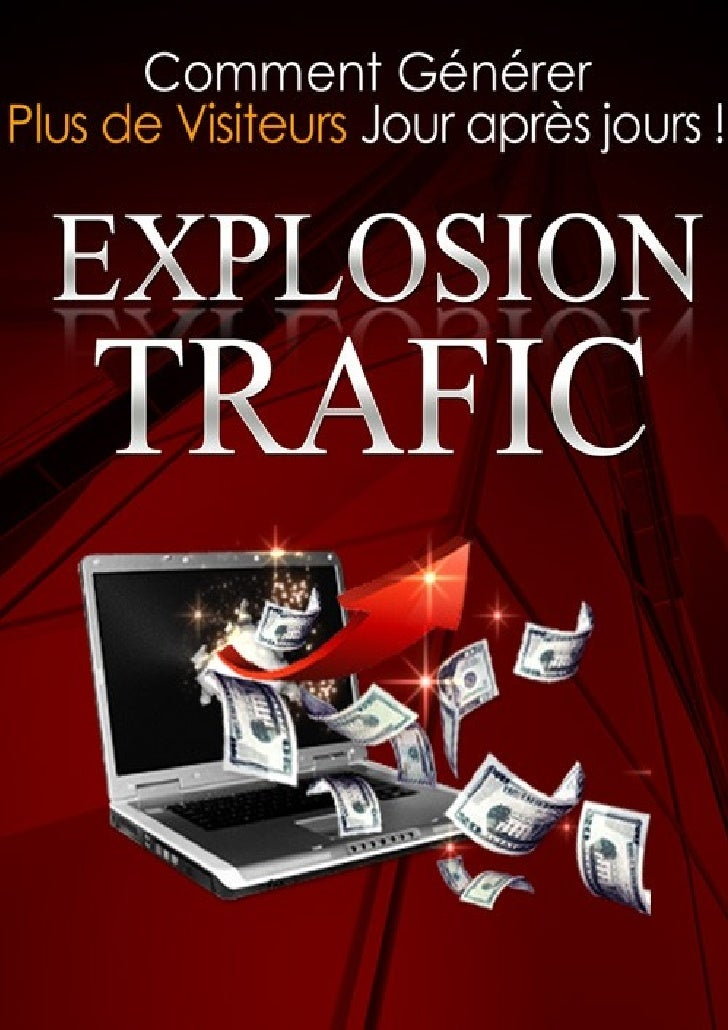 Explosion trafic (rapport)