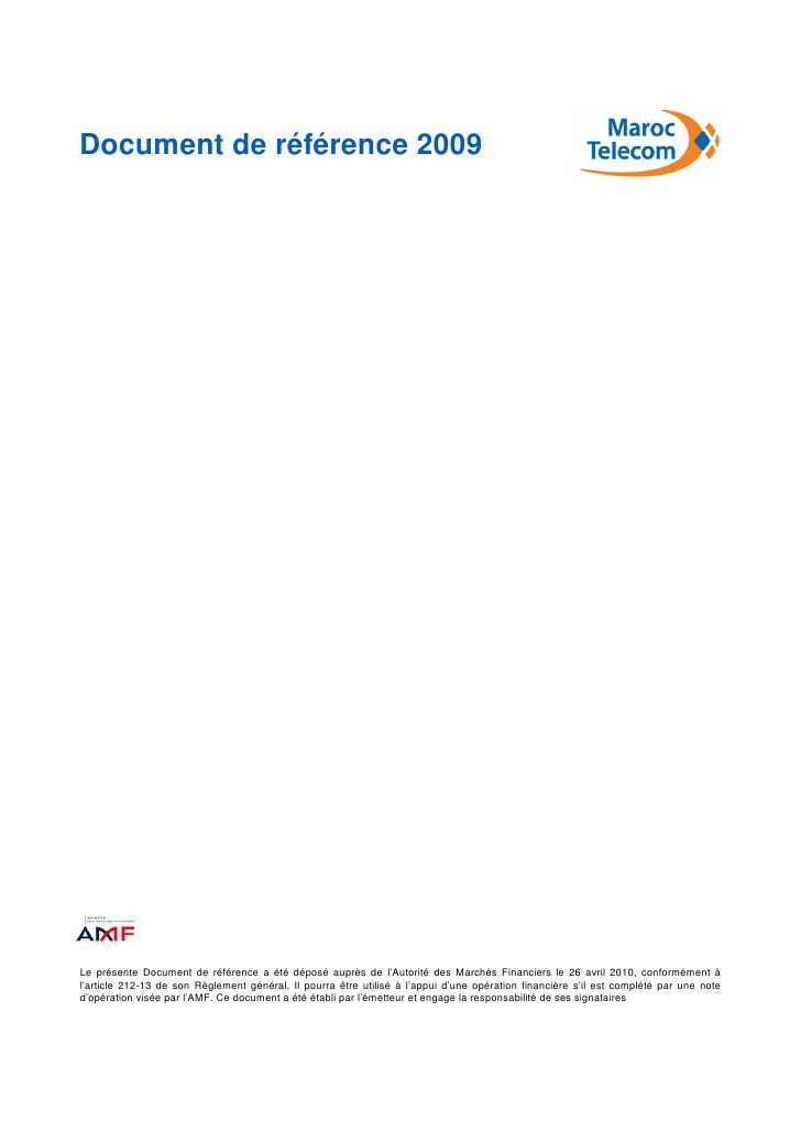 Rapport annuel 2009 fr