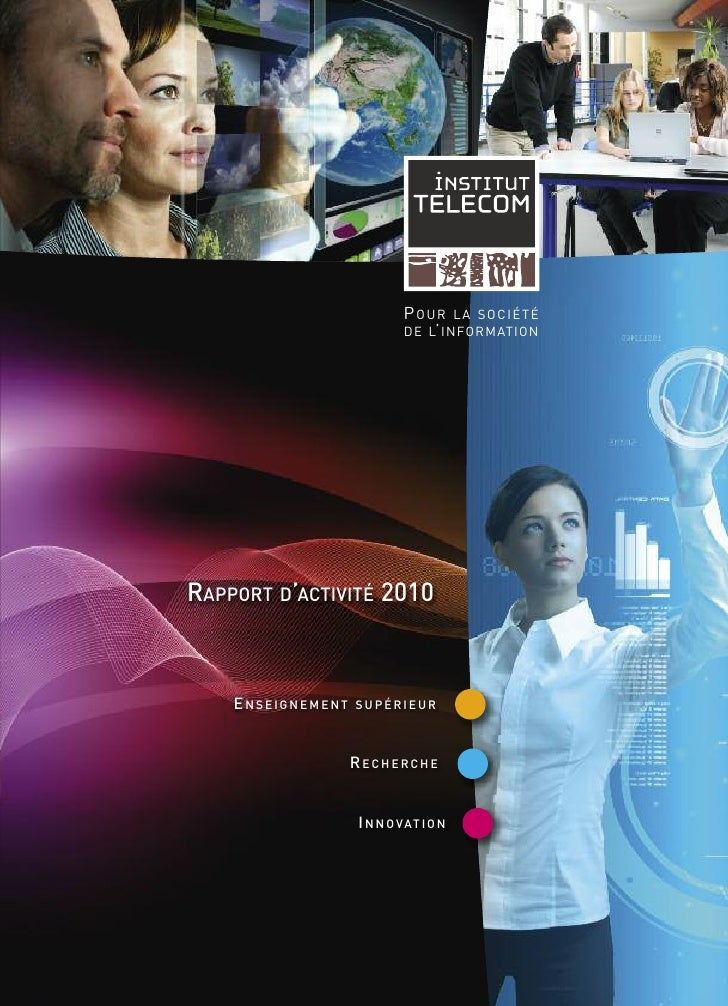 Rapport annuel2010