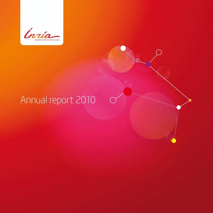 Inria -  Activity report 2010
