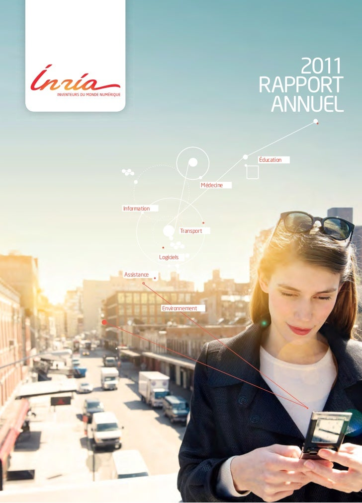 Inria - Rapport annuel 2011