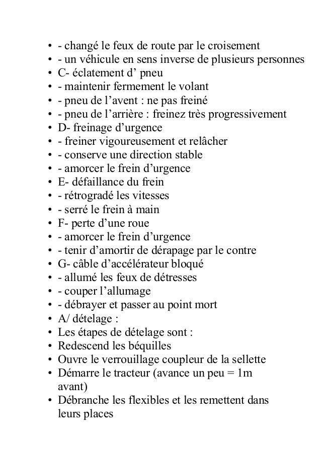 Exemple De Rapport De Stage Mecanique Automobile Garage Pdf Document & Notice