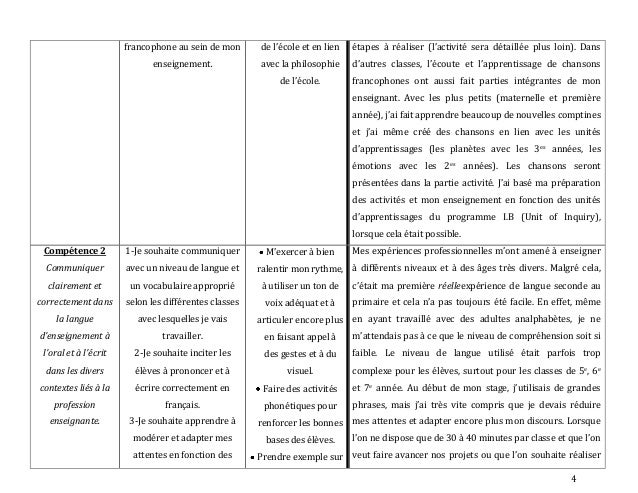 Rapport De Stage Iv Version Finale