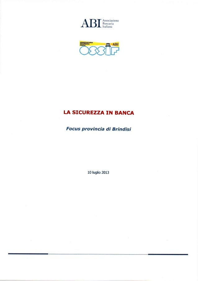 Rapporto abi, dati su assalti ai bancomat e rapine in Italia