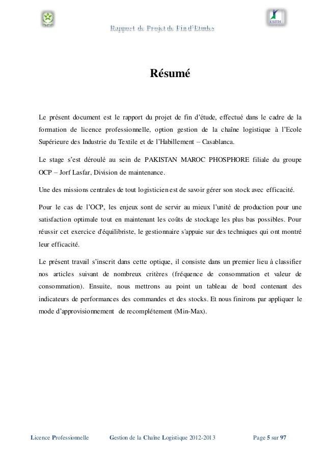 Rapport Projet De Fin D 233 Tudes Elaboration D Un Tableau