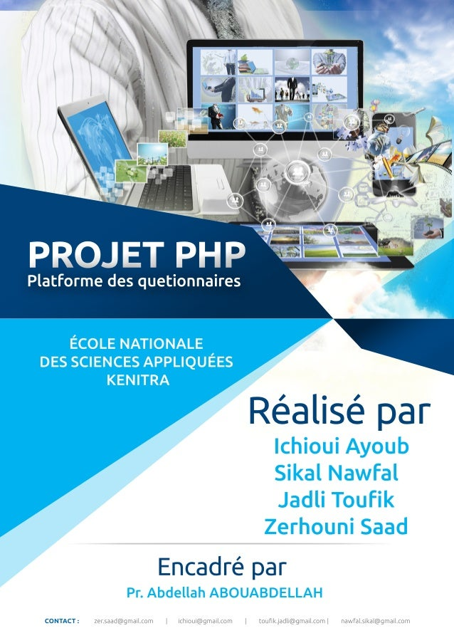 Plateforme e-learning PHP
