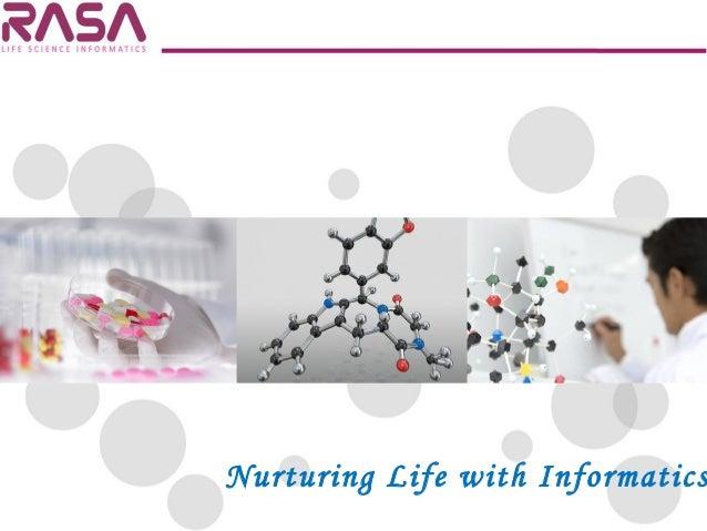 Nurturing Life with Informatics