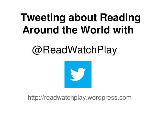 Twitter reading group - Jenn Martin