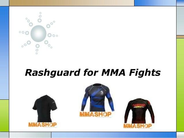 Rashguard for MMA Fights