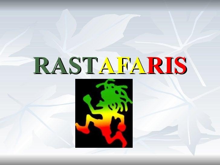 RAST AFA RIS
