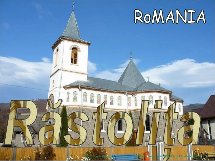 Rastolita Romania Biserica 2