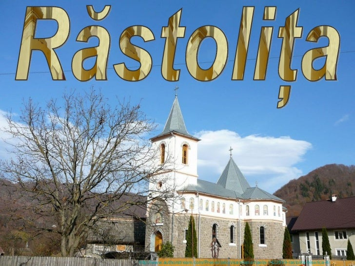 Rastolita Romania Biserica 4