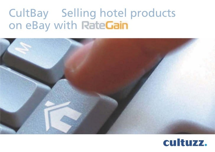 How hotels can distribute their inventory on ebay?