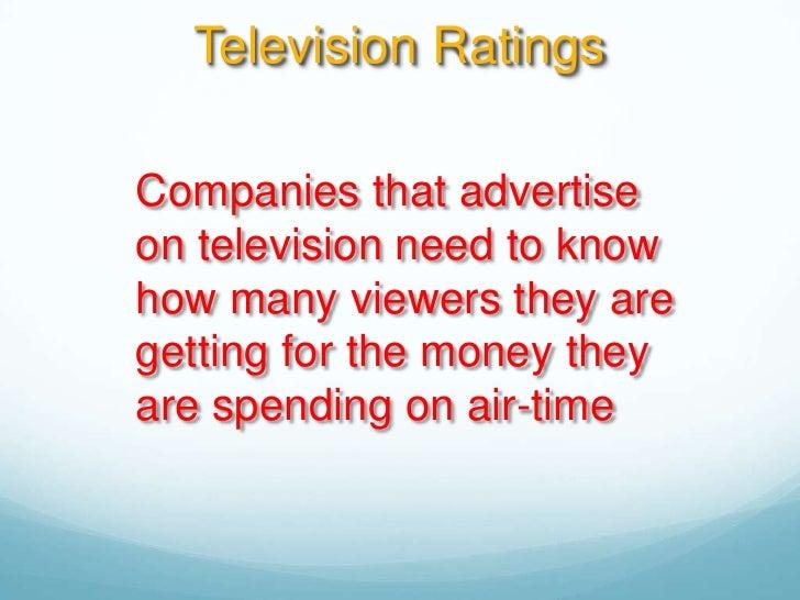 Ratings l lesson