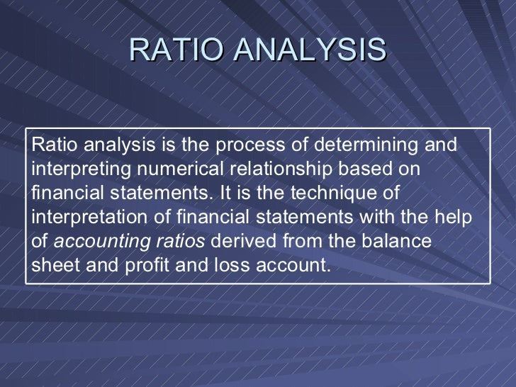 accounting ratios Explaining accounting analysis  accounting analysis, also referred as financial analysis or financial statement analysis, can be explained as an assessment of the stability, viability, and profitability of a business, sub-business, or project.