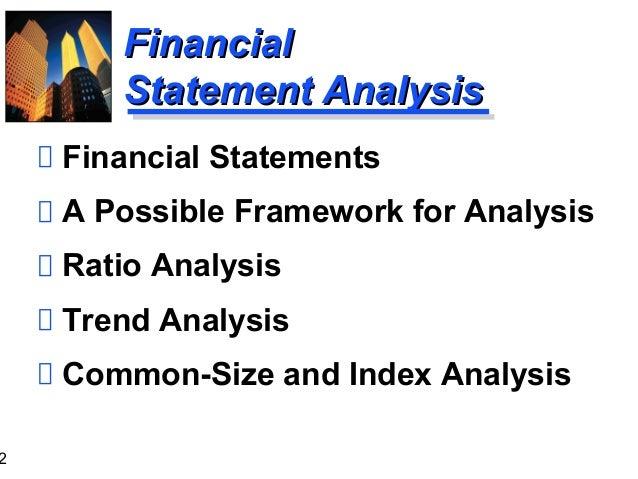 financial ratios essay