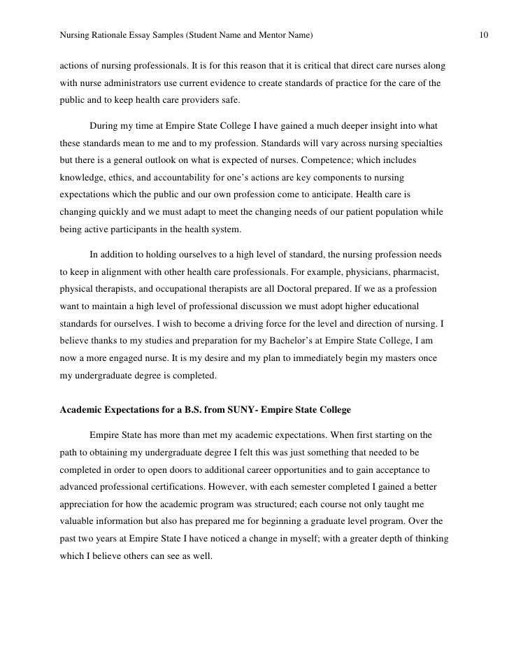 essay about the importance of college education