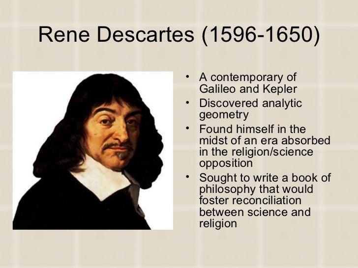 Rene descartes philosopher